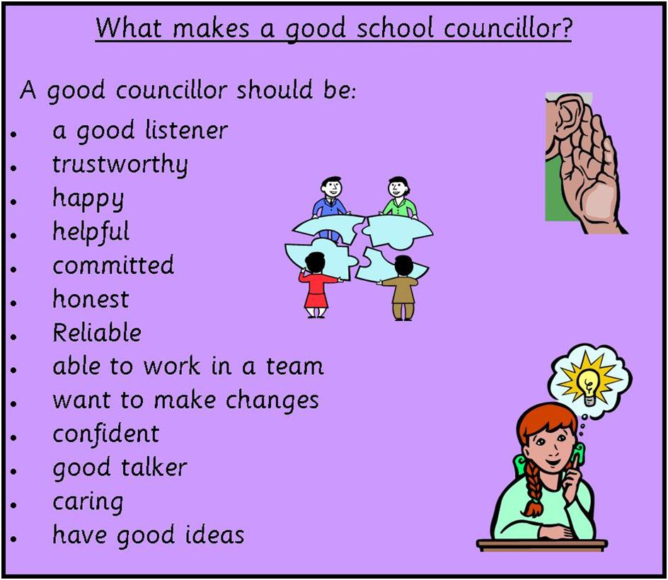 what makes a good councillor